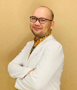Dermatologist Yudo Irawan
